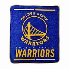 NBA Golden State Warriors Throw Blanket