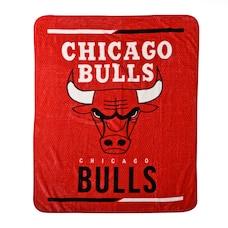 NBA Chicago Bulls Throw Blanket