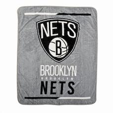 NBA Brooklyn Nets Throw Blanket