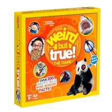 National Geographic Weird But True Board Game