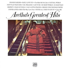 DISQUE VINYLE - ARETHA'S GREATEST HITS, DE ARETHA FRANKLIN