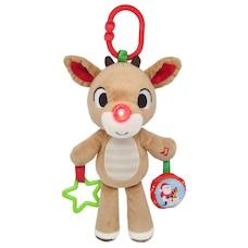 Rudolph Developmental Activity Toy