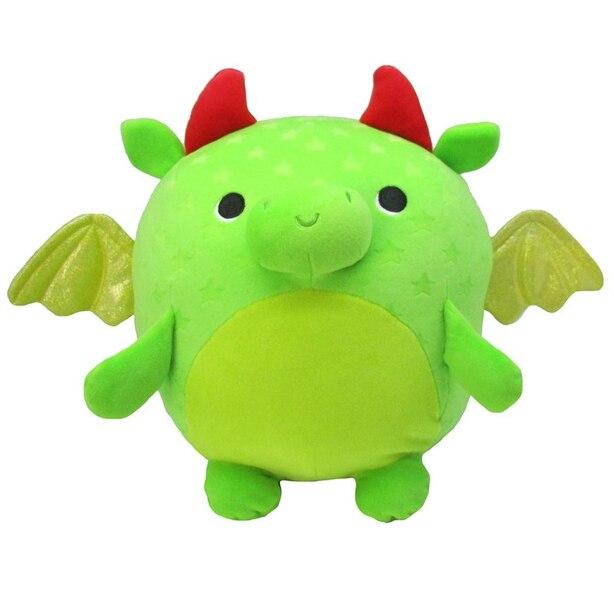 Cuddle Pals® Round Huggable Kiwi the Dragon