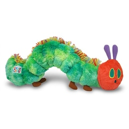 Very Hungry Caterpillar Large Plush by The World of Eric Carle