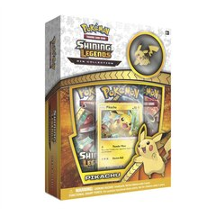 Pokemon TCG:Shining Legends Pin Collection - Pikachu
