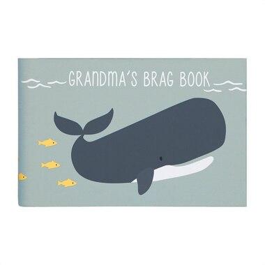 Grandmas Brag Book Under The Sea By Cr Gibson Memory Books