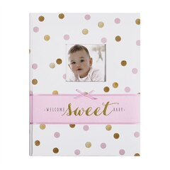 Bound Memory Book - Sweet Sparkle
