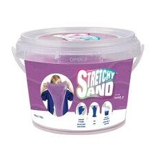 Stretchy Sand Purple