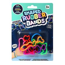 Shaped Rubber Bands Ocean Theme