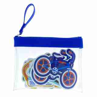 STICKER POUCH  15 PACK