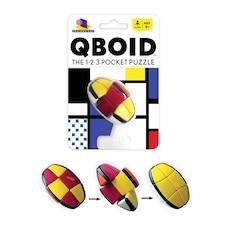 Qboid: le puzzle de poche 1-2-3