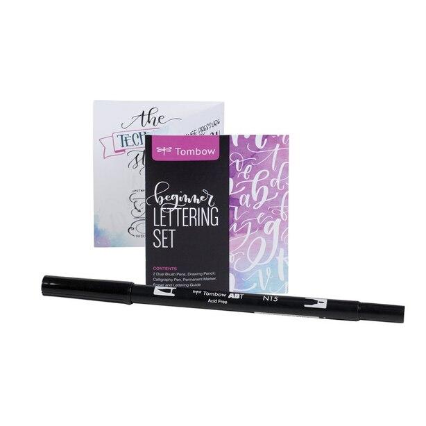 Tombow Beginner Calligraphy Lettering Set