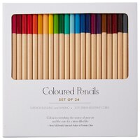 Coloured Pencils - Set of 24