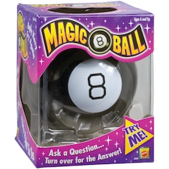 Mattel Magic 8 Ball® (English)