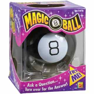 Mattel Magic 8 Ball® Game
