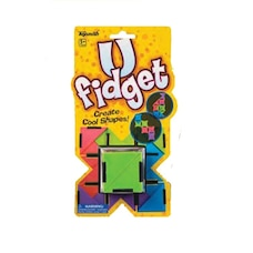 U Fidget Puzzle