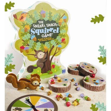 Sneaky Snacky Squirrel Board Game