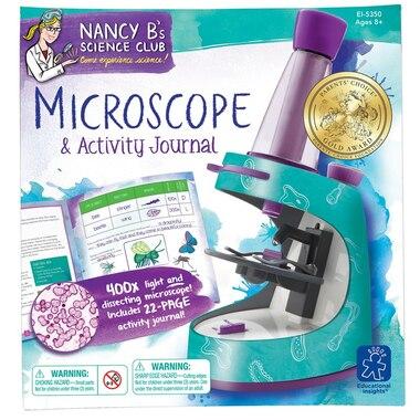 0086a1ffde5f Nancy B s Microscope   Activity Journal by Nancy B