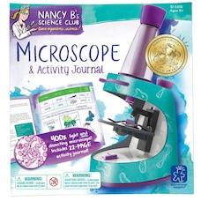 Nancy B's Microscope & Activity Journal
