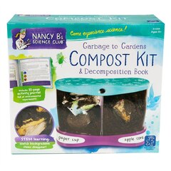 Nancy B's Science Club- Garbage to Gardens Compost Kit
