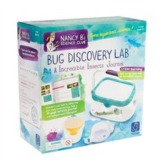 Nancy B's Science Club Bug Discovery Lab & Incredible Insects Journal