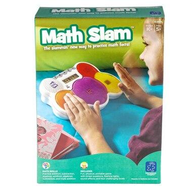 MATH SLAM By Educational Insights