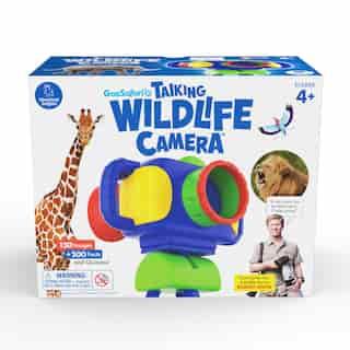 Geosafari Jr. Talking Wildlife Camera