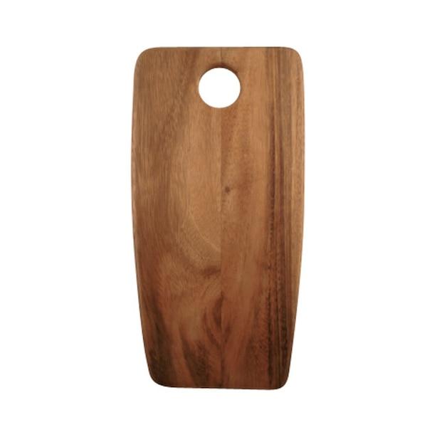 Rectangular Acacia Board with Handle – Small