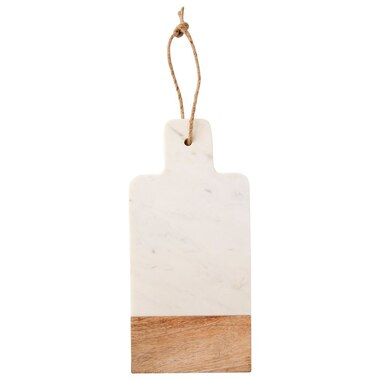 Long Marble & Wood Board – Small