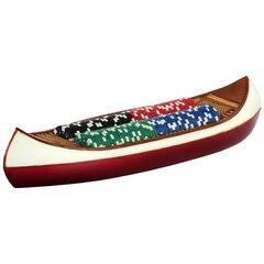 Canoe Poker Set