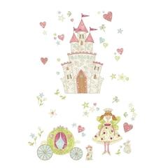 Princess Fairyland Super Wall Art Kit