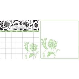 Calendar Decal - Antoinette