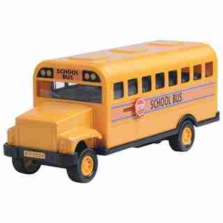 Playwell Die-Cast Vehicle School Bus 8''