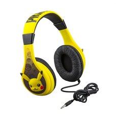 eKids Youth Headphones Pokemon Pikachu