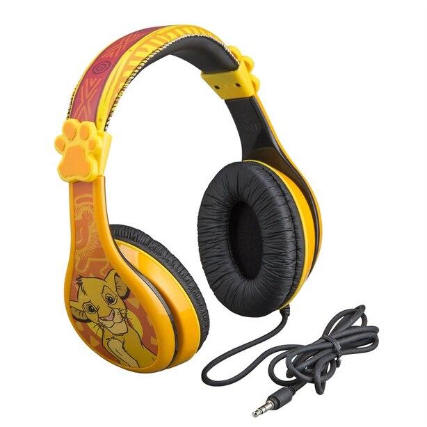 eKids Youth Headphones Lion King