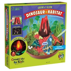 Creativity for Kids® Grow n' Grow Dinosaur Habitat
