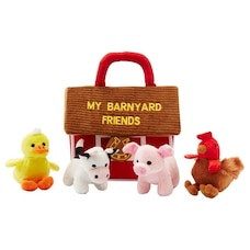My Barnyard Friends Play Set