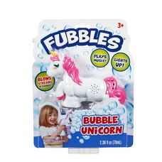 Fubbles Bubble Unicorn