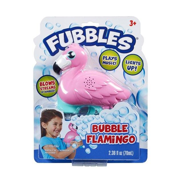 Fubbles Bubble Blaster - Flamingo