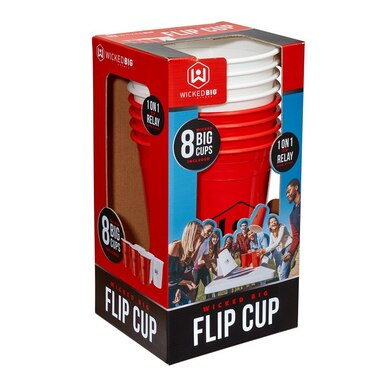 Wicked Big Sports™ Flip Cup