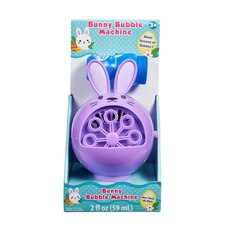 FUBBLES EASTER Bunny Bubble Machine