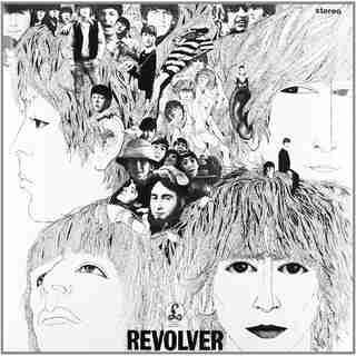 BEATLES - REVOLVER (RM) (180G) - VINYL