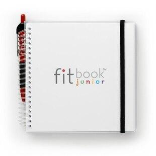 fitbook junior goal-setting journal