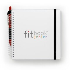 fitbook junior goal-setting journal