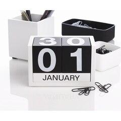 ThreeSixFive Calendar - Black