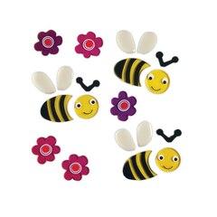 Bees & Flowers GelGems