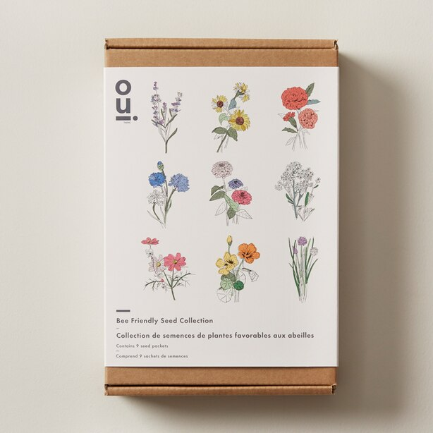 OUI Bee Friendly Seed Collection