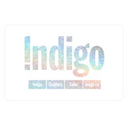 Indigo White GC $25
