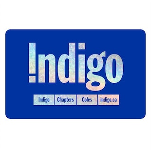 Chapters indigo gift cards electronic and physical chapters gift cards negle Choice Image