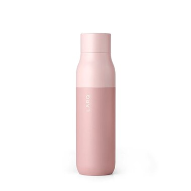 LARQ Self-Cleaning Water Bottle – Himalayan Pink